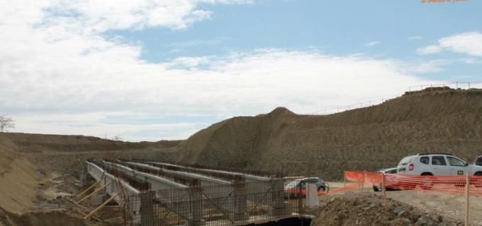 Plăți în valoare de peste 200 de milioane de lei pentru constructorii Autostrăzii Turda-Sebeș