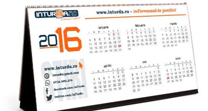 Din 2016 angajații vor avea o zi liberă în plus chiar din luna Ianuarie