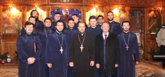 Compania de apă ARIEŞ şi Parohia ortodoxă Oprişani au organizat concert de Crăciun