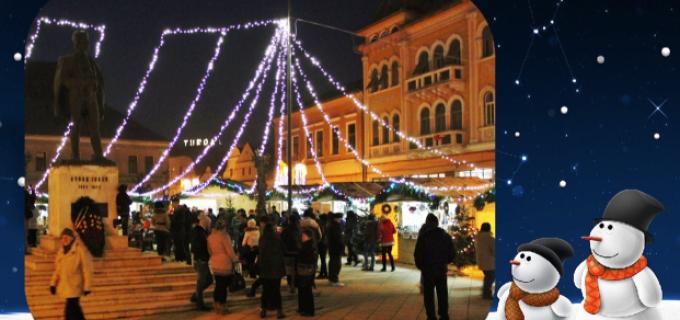 Patinoarul de la Turda se va deschide în această seară: