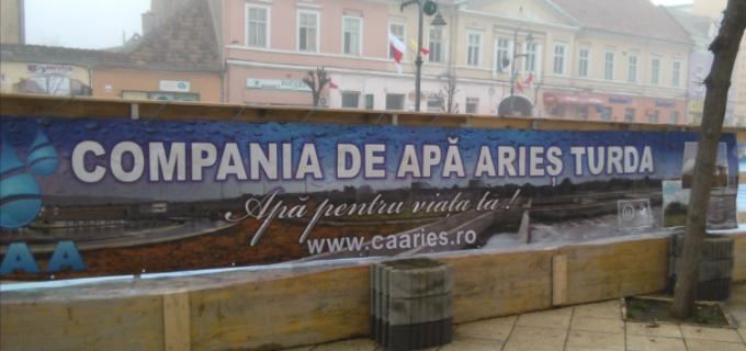 Compania de Apă Arieș alături de comunitate