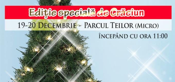 Târgul meşteşugarilor, manufacturierilor şi artizanilor populari 19 – 20 decembrie 2015, Parcul Teilor (Oprişani)
