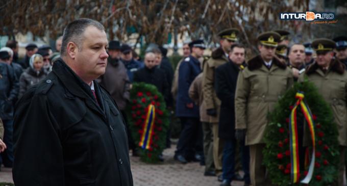 Mircea Irimie: Trebuie sa ne respectam luptatorii de la Revolutia Romana, ei au schimbat soarta noastra a tuturor