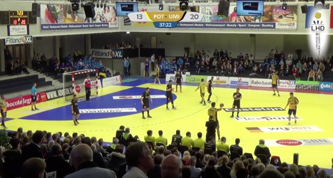 VIDEO: Potaissa a disputat primele două meciuri din cadrul turneului Limburgse Handball Dagen