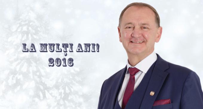 Mesaj de Anul Nou din partea presedintelui PSD Turda, Cristian Matei