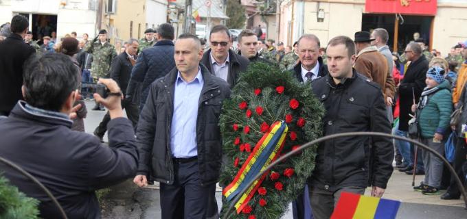Ziua Naţională a României omagiată de Compania de Apă ARIEŞ