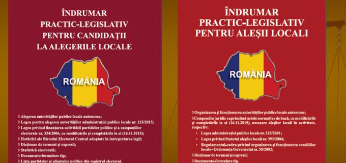 Consilierul Nicolare Roș a lansat ieri primele sale două cărți