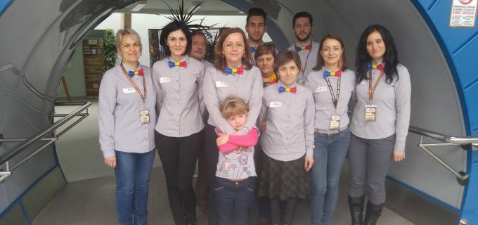 Cum își așteaptă Salina Turda vizitatorii de Ziua Națională a României!