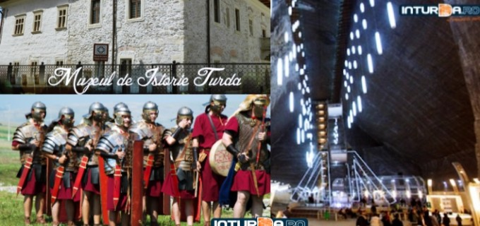 Castrul Roman Potaissa, Muzeul de Istorie și Salina Turda, au pus Turda în topul celor mai frumoase orașe mici din România