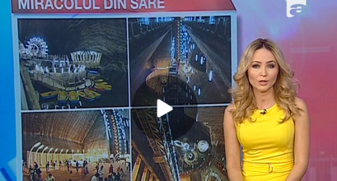 "Observator.Tv: ""Salina Turda, minunea de sub munte"""
