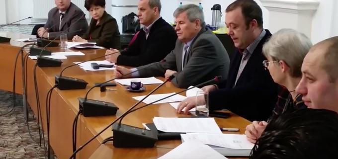 """VIDEO: Consilierii locali au revocat hotărârea prin care s-a desființat Colegiul Tehnic """"Dr. Ioan Rațiu"""""""