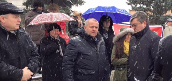 Avram Gal: Mulțumesc tuturor celor care și-au făcut timp pentru a susține familia Bodnariu.