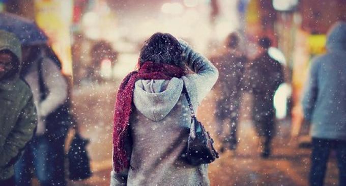 Cod Galben în județul Cluj – Intensificări susținute ale vântului și precipitații sub formă de ninsoare