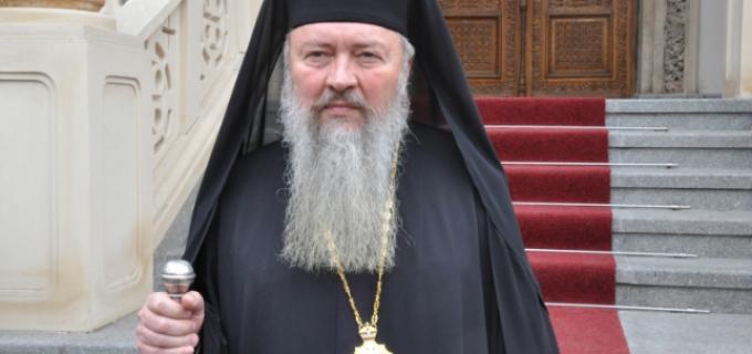 Mesajul domnului Primar Tudor Ştefănie îndreptat către Înaltpreasfinţia Sa Andrei Andreicuţ