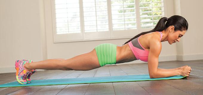 Exerciţiul plank: un antrenament universal de 2 minute, pentru întregul corp