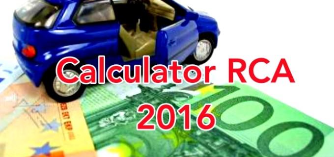 RCA 2016. Cât te costa asigurarea mașinii în acest an?