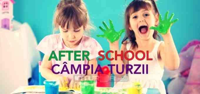 Proiectul AFTER SCHOOL va fi demarat la Câmpia Turzii