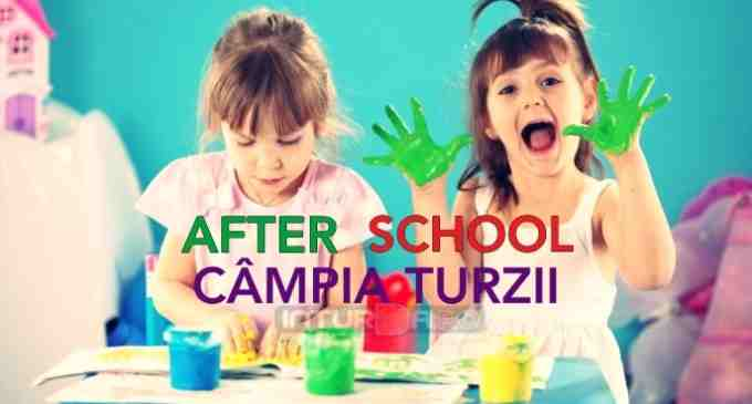 """Programul """"Şcoală după şcoală"""" continuă la Câmpia Turzii"""