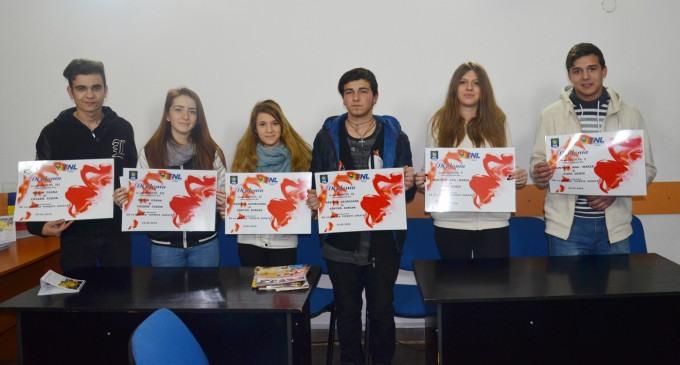 PNL Turda a anuntat câștigătorii concursului organizat în 14 Februarie