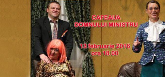"""Teatrul """"Aureliu Manea"""" ne invită la o cafea de Valentine's Day"""