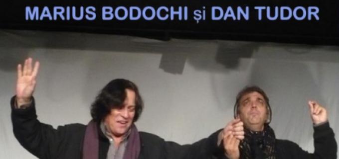 Marius Bodochi și Dan Tudor revin pe scena teatrului turdean