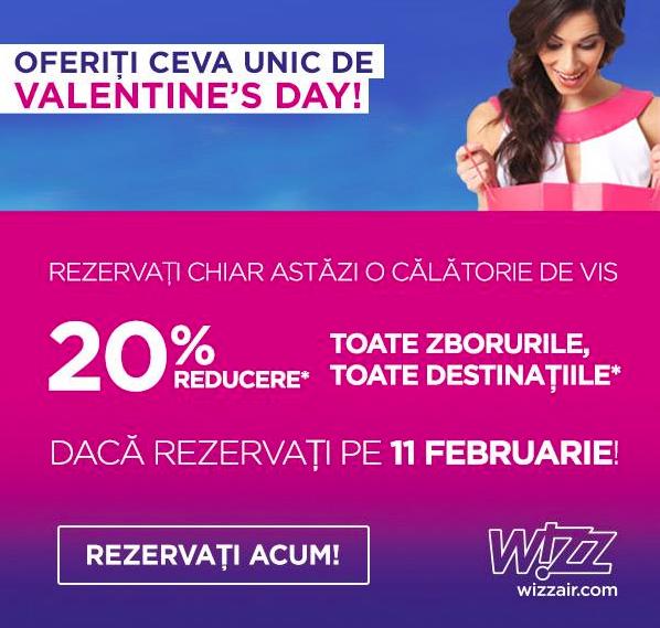 oferta wizz valentine s day