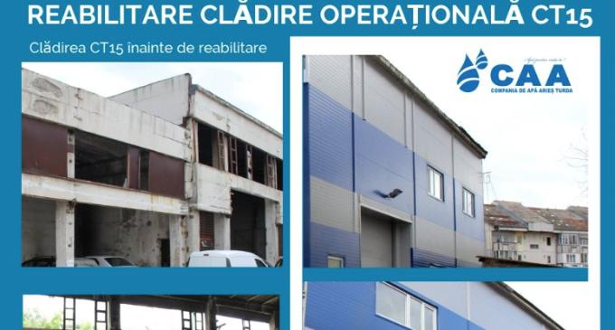 Comunicat: A fost efectuată recepția finală a clădirilor și spațiilor operaționale reabilitate