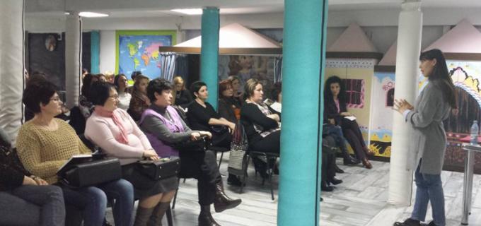 Peste 40 de participanți la conferința susținută de Irina Petrea la Turda