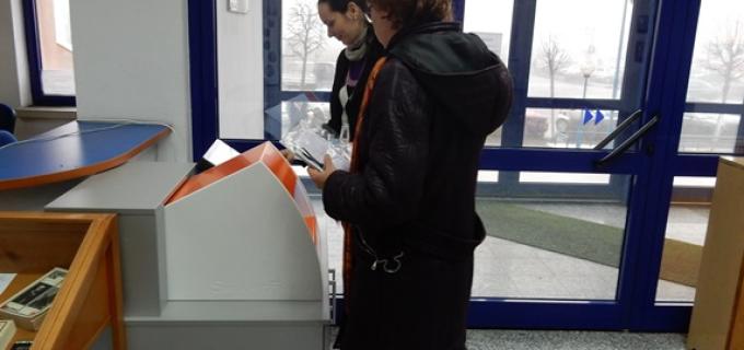 """Servicii şi facilităţi noi pentru public la Biblioteca Judeţeană """"Octavian Goga"""""""