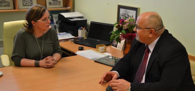 Prefectul județului Cluj felicită conducerea Salinei Turda pentru rezultatele manageriale deosebite