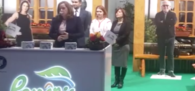 VIDEO Exclusiv: Salina Turda este vedeta Târgului de Turism al României