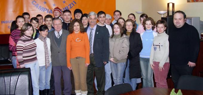 La Campia Turzii se redeschide Centrul de Tineret TIM-TIN
