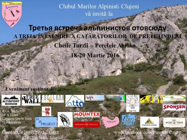 clubul alpinistilor