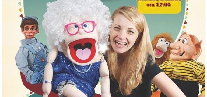 Fun Kids o aduce la Turda pe Bunicuța Julieta, cunoscută de la Românii au Talent