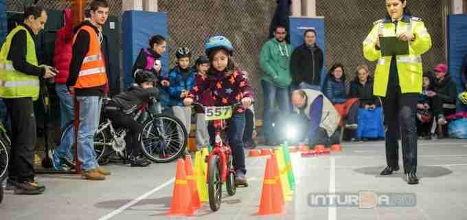 """Foto/VIDEO: """"Micul biciclist şi siguranţa lui"""" la Salina Turda"""