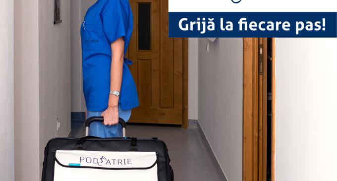 La Cluj funcționează un centru medical Unic în România, cu servicii medicale la domiciliu!