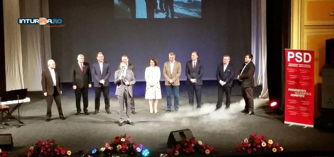 VIDEO: Cristian Matei şi-a lansat candidatura la Primăria Turda