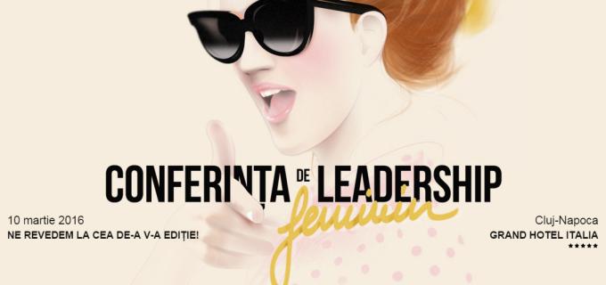 Loana Comsa, psihologul colaborator inTurda.ro va sustine un workshop in cadrul Conferintei de Leadership Feminin The Woman
