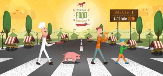 """Inedit: Mâncarea savuroasă iese în stradă la """"Street Food Festival"""""""