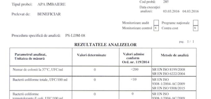 Se reia activitatea Bazinului de Inot. Vezi care sunt rezultatele analizelor DSP Cluj
