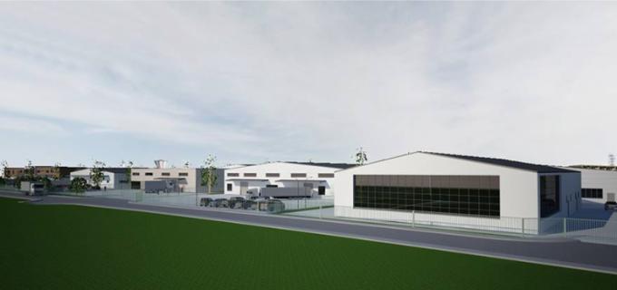Parcul Industrial Tetarom V este în atenția Consiliului Județean Cluj