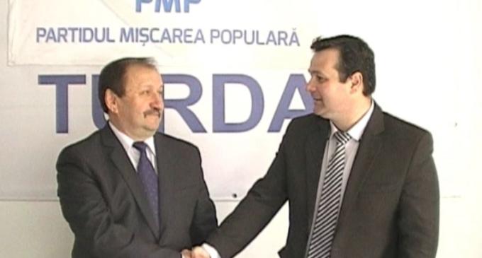 """EMIL MOLDOVAN, soluția aleasă de PMP TURDA – """"Pentru a salva de la corigentă actuala clasă politică turdeană"""""""