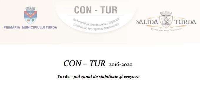 Turda, pol zonal de stabilitate şi creştere. Salina Turda, pilonul central al dezvoltării locale