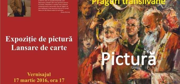 """Artistiul turdean Cornel Vana își lansează albumul de artă """"Praguri Transilvane"""""""
