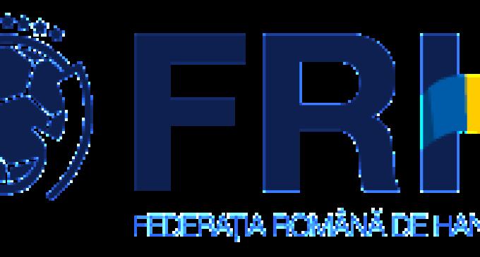 """Federatia Romana de Handbal felicita Potaissa Turda pentru organizarea turneului de minihandbal """"Ioan Deteşan"""""""