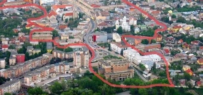 """Notă de informare  către cetăţenii municipiului Turda, rezidenți în arealul acoperit de """"Ansamblul urban de sec. XVIII-XIX"""""""