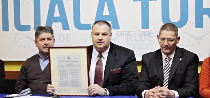 """Proiectul """"Turda – Oraș Martir"""" a devenit decret și a fost publicat în Monitorul Oficial"""