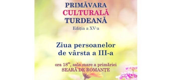 Seară de romanțe pentru Ziua Persoanelor de Vârsta a III-a