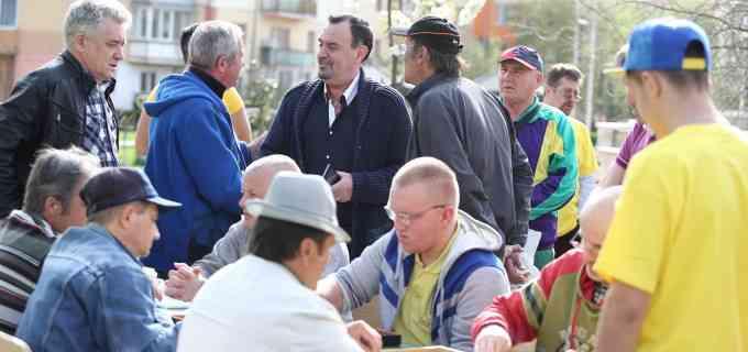 Competiția de table organizată de PNL Turda: un real succes!