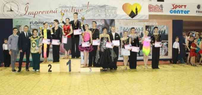 18 medalii și Locul 1 la secțiunea Show pentru Potaissa Turda la competițiile naționale de la Bistrița